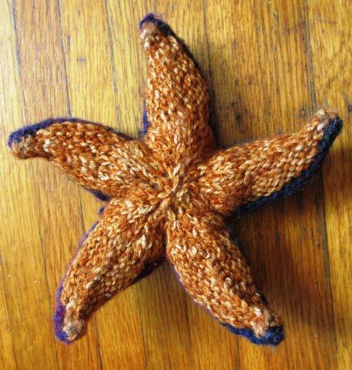 star fish (underbelly)